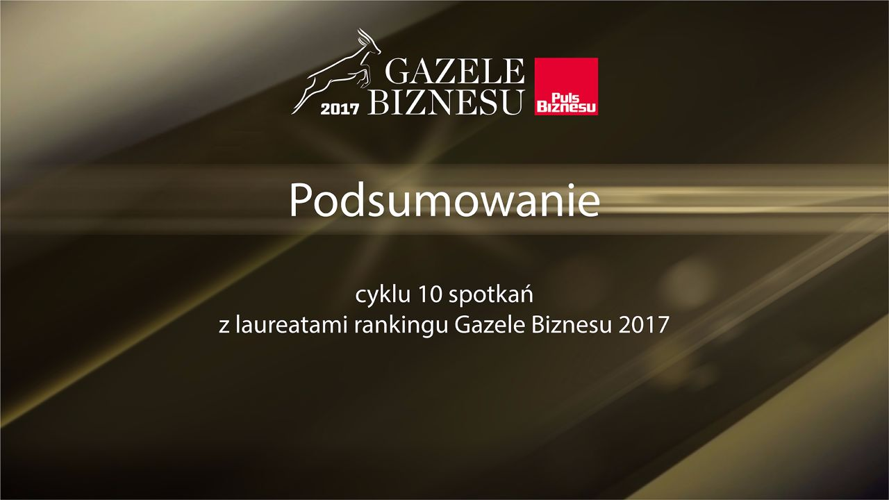 Debata: Gazele Biznesu 2017